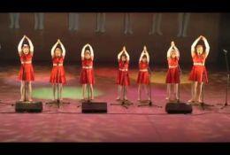"""Festivalis """"Vaikystės šalyje"""" , daina """"SODO PASAKA"""""""